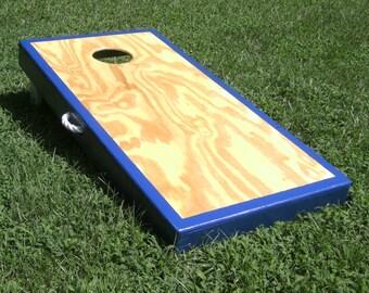 ACA Handmade Tournament Cornhole Board Game Set