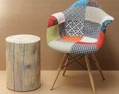 Organic Stump Table Seat