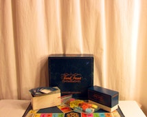 Trivial Pursuit Game. 1981 Master Game Genus Edition No. 7. Game Never Played. All Parts Intac. Vintage Board Game
