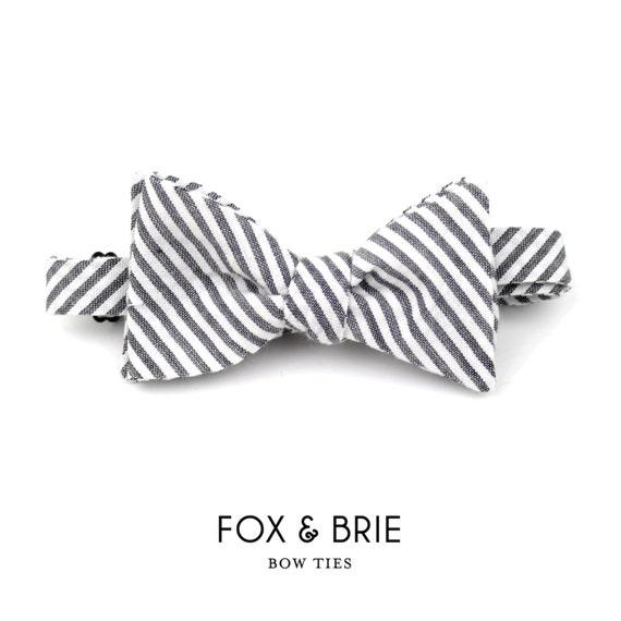 Birch Bow Tie