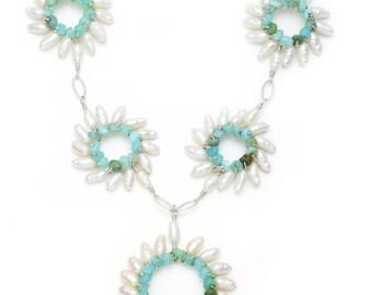 Sunburst Ceremonial Necklace