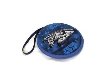 Star Wars Macaron Wristlet Clutch Wallet Large Medium Small or Kit - The Rey
