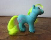 G1 My Little Pony Baby Ribbs - Peek-a-Boo Baby Brother Pony