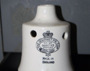 Vintage English Pie Funnel