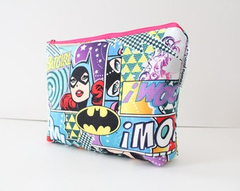 project bag -- DC comics super girls