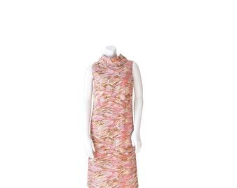 1960s Dress • 60s Sheath Dress •Day Dress •