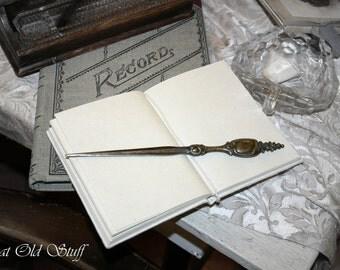 """Handmade Paper Notebook Journal - Small (approx 4.5"""" x 6"""")"""