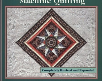 Heirloom Machine Quilting - Completely Revised and Expanded by Harriet Hargrave TIB12397