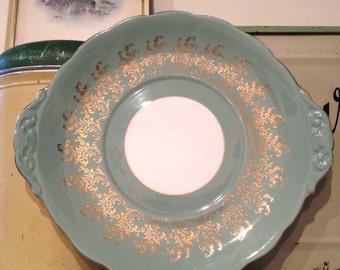 Vintage Cake Plate.