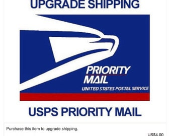 USPS PRIORITY UPGRADE