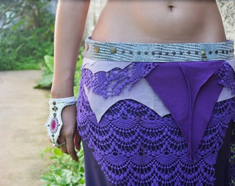 20% OFF Purple Pixie mini Skirt