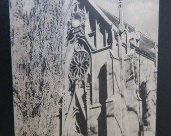 Our Lady of Light Chapel, Santa Fe, NM Vintage Postcard