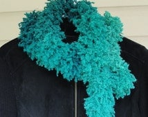 Frizzle Ruffle Scarf