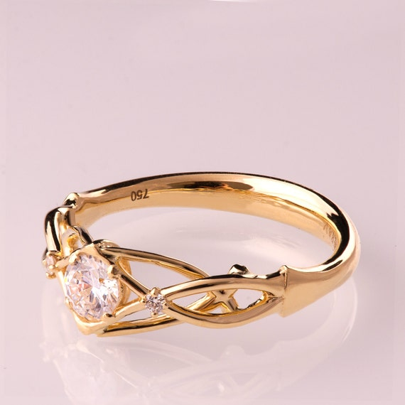 Claddagh Ring Braided Band