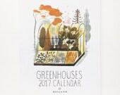 Greenhouses 2017 Calendar