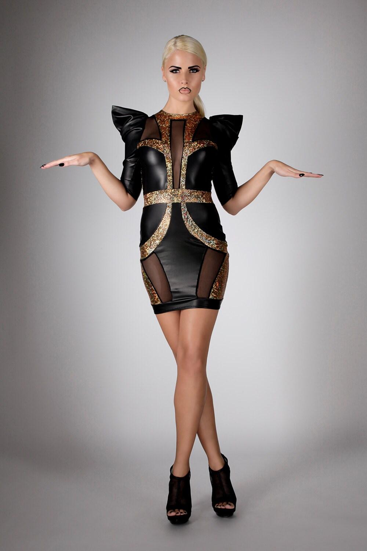 Best Futuristic Female Metal Fashion