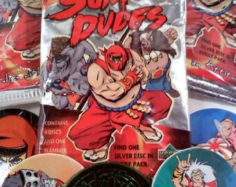 Sumo Dudes POGS