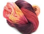 GALLIFREY superwash merino sock yarn