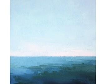 """8x10"""" print - landscape - """"Lake Michigan 2"""""""
