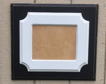 16x20 Frame Double Stacked with Square Back