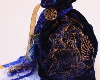 Large Tarot Bag -Athena