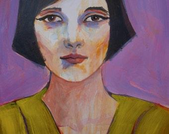Portrait - study #7