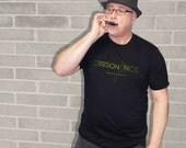 Dissonance Music T-Shirt - Black