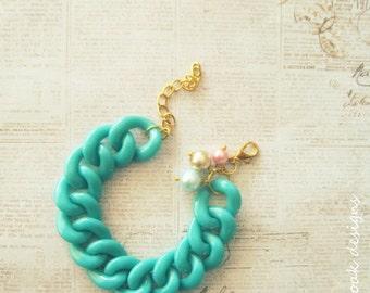 Chunky Chain Bracelet,Chain Bracelet,Stacking Bracelets,Fat Chain Bracelets, Chain Jewelry, Summer Jewelry, Chunky Jewelry, Link Bracelet