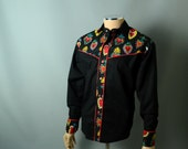 Valentine's Day, Sacred Hearts Western Dress Shirt, VERY Limited Edition! Long Sleeved, Sizes XS-6XL, Big and Tall