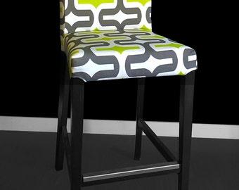 IKEA HENRIKSDAL Bar Stool Chair Cover - Embrace Macon