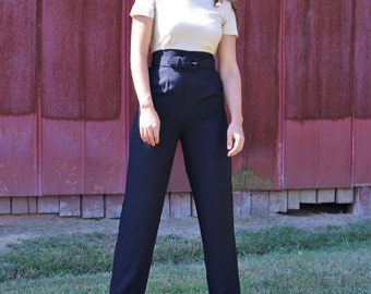 Black and Gold Jumpsuit