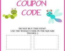 PUPERITA DISCOUNT COUPON Code, Use the code in the picture, Boy Girl Baby Children and Kids Pdf sewing patterns