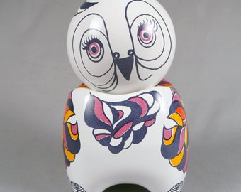 Das Variable Owl by Peter Guggenbuhler of Altenkunstadt West-Germany