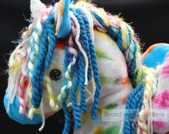 Playful Pony PDF Sewing Pattern