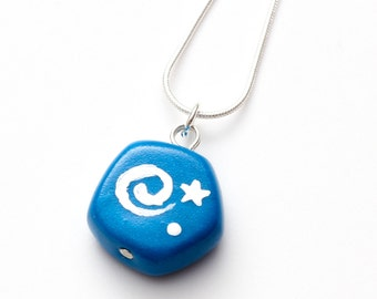 Animal Crossing New Leaf Fossil necklace - nintendo, acnl, new leaf accessories, video games, gaming