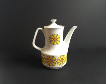 Mid Century Teapot/ Coffee Pot