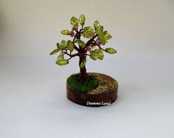 Spring Magic Tree (Decorative OOAK Autumn Tree of Life Sculpture)