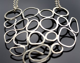 Gadisa Necklace in Sterling Silver