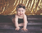 Sparkle Baby Headband - Baby Girl Headband - Bows - Newborn Headband - Baby - Baby Girl - Infant Headband - Baby Bow - Headbands for Baby