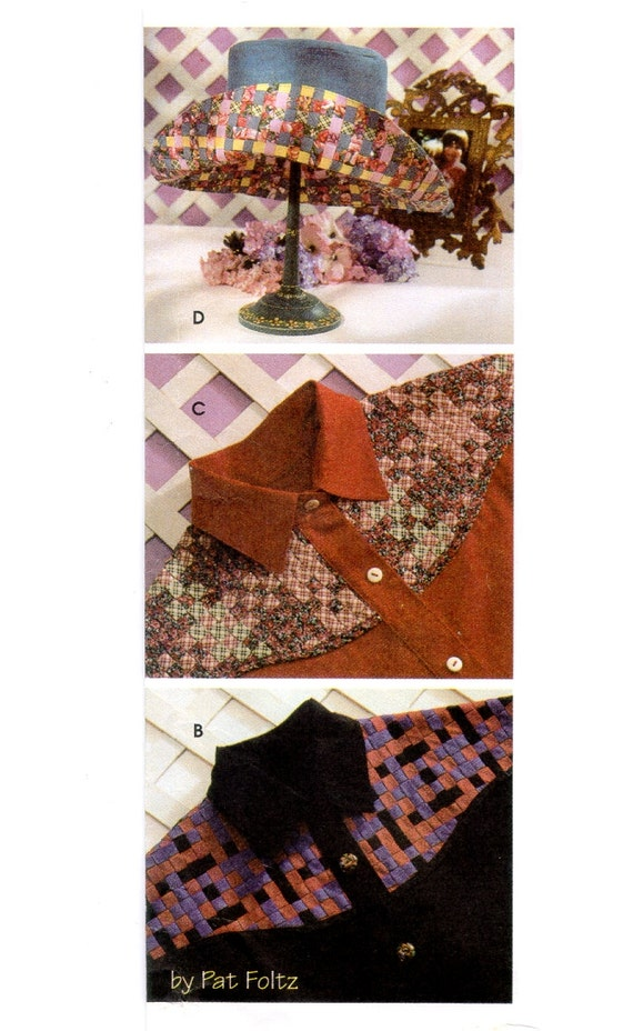 Basket Weave Vest Pattern : Simplicity sewing patterns womens western shirt