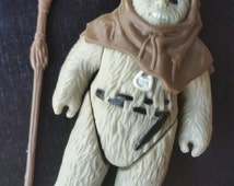Hecho en Mexico: Lili Ledy chief chirpa vintage star wars action figure