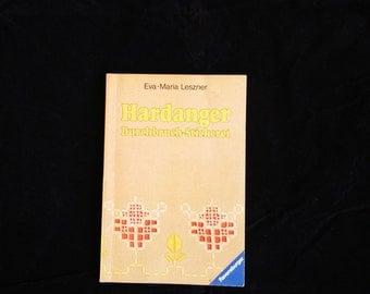 Hardanger Durchbruch-Stickerei by Eva-Maria Leszner