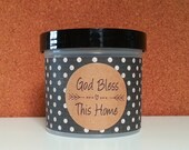 Bible Verses Jar, Valentines Day, Encouraging bible verses, Scripture gift Housewarming gifts Wedding gift ideas Daily devotions Scripture