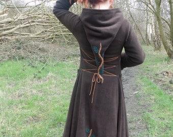 Tree of Life Long Woodland Coat