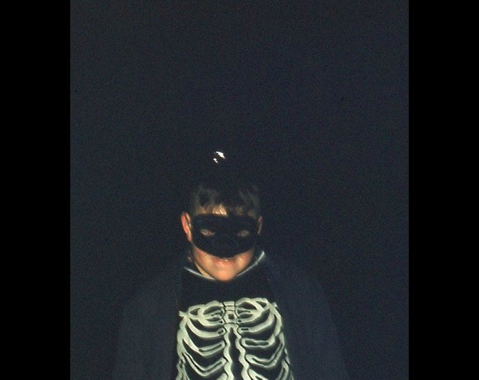 35 mm Slide/Transparency, Kodachrome: Halloween, 1959