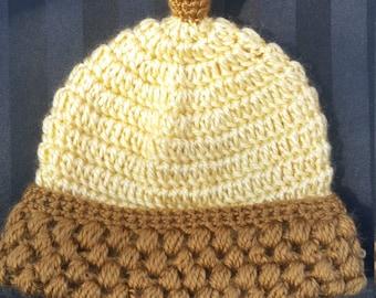 Crochet Little Acorn