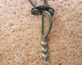 Ancient Roman Fibula Brooch Sourced From The UK 100 to 300 A.D.