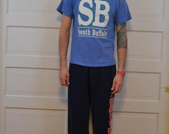 Super Slammin' Vintage 90's South Buffalo T-Shirt