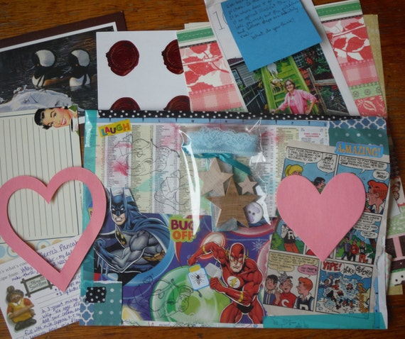 Items Similar To Personal Happy Mail! A Fun Snail Mail