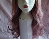 Dusty Lavender & Pink Cosplay Wig